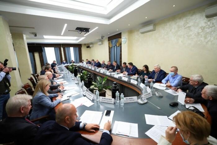 Состоялось заседание технического комитета по стандартизации «Антитеррористическая и охранная деятельность» (ТК 208)